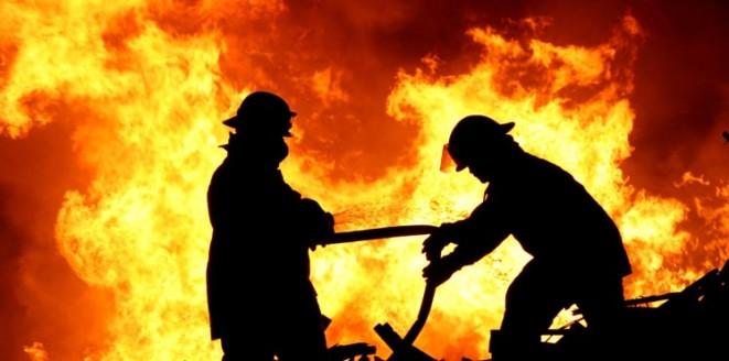 رصد الوطن حريق