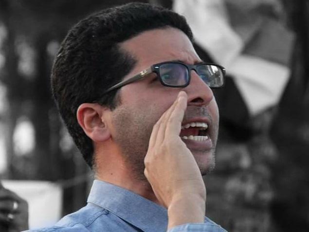 بالفيديو.. أول تعليق من هيثم الحريري