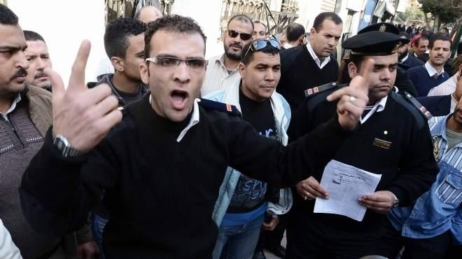 حبس أمناء الشرطة بالقاهرة