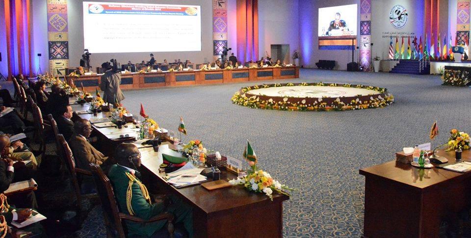اليوم… إفتتاح الجلسة الأولى لمؤتمر وزارة الدفاع لدول الساحل والصحراء