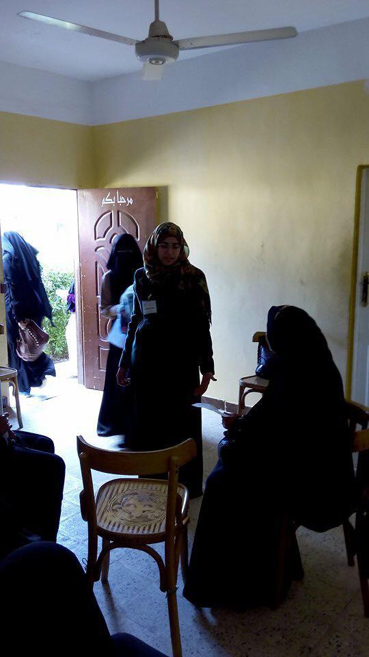دور جامعة قناة السويس لقرية الفردان بالإسماعيلية