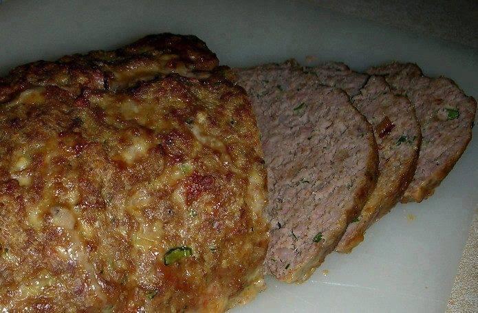 طريقة : قالب اللحم المفروم بالفرن