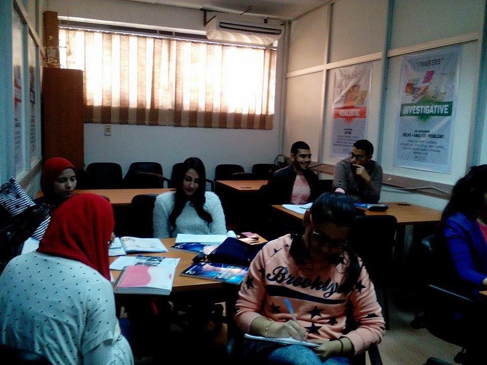 جامعة قناة السويس تقوم  بتدريب ١٠٥٩ طالب و طالبة
