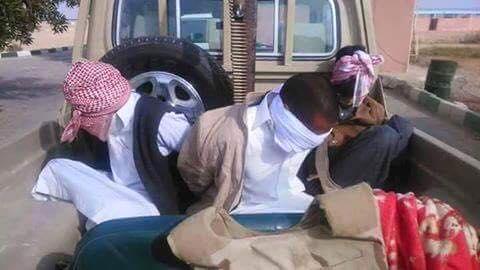 """عاجل : وحصرى  بالصور  """" ل رصد الوطن """" القبض على عناصر الإرهابية التى اطلقت النار على المسعف"""