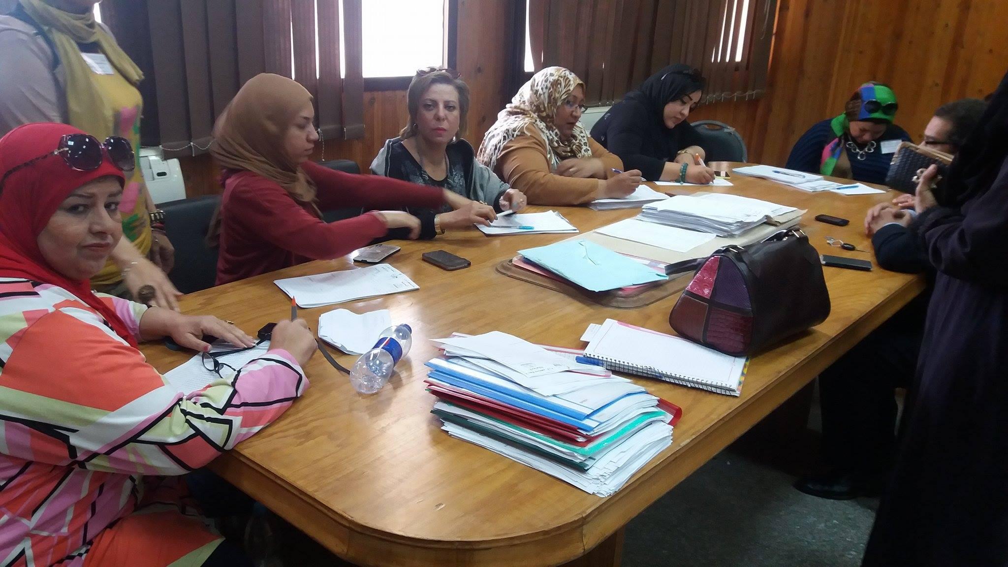 """حصرى بالصور  """" ل رصد الوطن """" تطوع سيدات الإسماعيلية لحملة  """"نوارة مصر"""""""