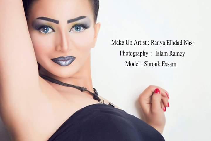 """خبيرة التجميل """"رانيا الحداد"""" فى إنطلاقة جديدة فى عالم الفانتزيا الواقعى للميكب"""