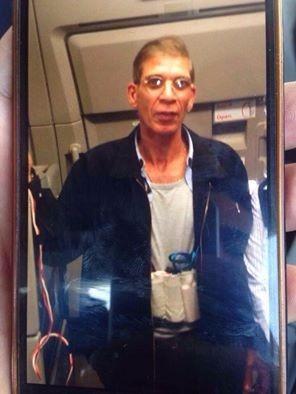"""الخارجية القبرصية أكدت أن خاطف الطائرة المصرية هو """"سيف الدين مصطفى"""" وكان مضطربا نفسيا"""