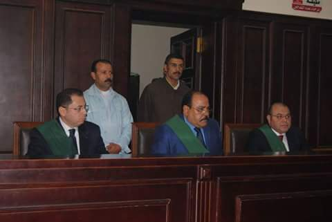 الحكم 8 سنوات على معاون المباحث بالإسماعيلية