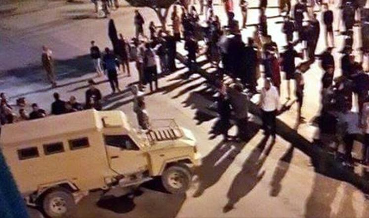 قتل 3 ضابط ومجند في تفجيرات سيناء صباح اليوم