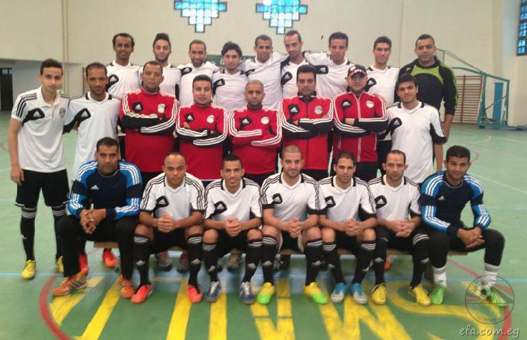 منتخب مصر لكرة الصالات يتأهل إلى كأس العالم