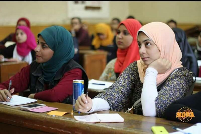 """نشاط """"MORA"""" الصحفي لتعليم وتدريب فنون الصحافة المختلفه"""