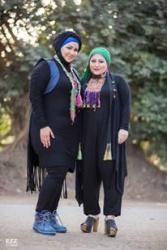 إنتظروا أقوي عرض ديفليه لـ2016 من مصممات الآزياء أمل نعيم وشيماء عبده