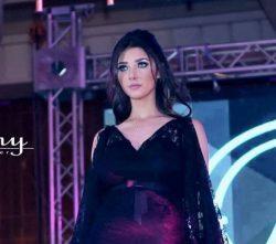 الموديل سوزان محمد وتألقها بلمسات مصمم الآزياء أحمد عبدالله
