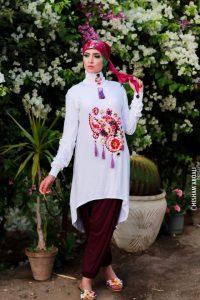 ملابس محجبات موضة 2016 صيفية مصرية