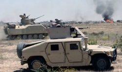 بالتفاصيل … القوات المسلحة تشن حملة عسكرية موسعة بمناطق مكافحة النشاط الإرهابى بوسط وشمال سيناء