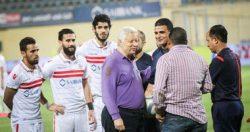 """فاروق لـ """" رصد الوطن """" رئيس نادى الزمالك اعتذر لنا اثناء وبعد المباراة لما حدث من الجماهير"""