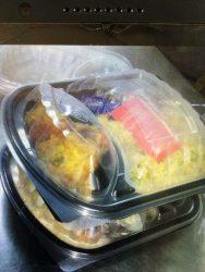 """""""جامعة القناة"""" تقدم وجبات إفطار مميزة لطلاب المدن الجامعية"""