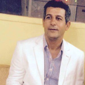 الصحفى محمد نجدى
