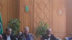 """أعلن """"وزير البيئة """" إنشاء مكتب لشئون البيئة بالإسماعيلية أثناء تدشين حملة """"حلوة يابلدى"""""""