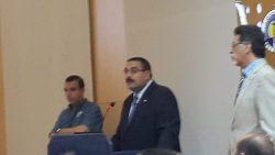 """مطالب الغضبان من شركة بتروبل  العاملة في بورسعيد في جلسة التشاور المجتمعي لتقييم الآثار البيئة لحقل الغاز """" ظهر """""""
