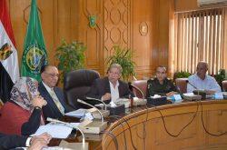 بالتفاصيل … إجتماع المجلس الأقليمى للسكان بمحافظة الاسماعيلية