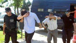 السجن مع وقف التنفيذ للعسكريين الأتراك الفارين لليونان
