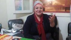 عندليب مهران مؤسس ورئيس حركة من أجل مصر