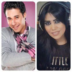 احمد السعدنى و اميره نور فى شارع الفن