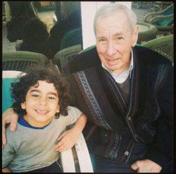 """الطفل سولي يكتب عن ذكرياته مع""""الكابتن طارق سليم """""""