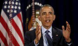 أوباما روسيا تستطيع التأثير على انتخابات الامريكيه