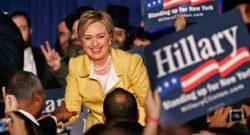 في سابقة تاريخية ـ كلينتون مرشحة رسمية للرئاسة الأمريكية