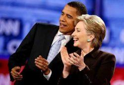 أوباما أن أمريكا لم تعرف أبدا رجلا أو امرأة أكثر أهلية لرئاسة البلاد من مرشحة الحزب الديمقراطي هيلاري كلينتون.