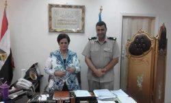"""محطة مياه شرب تنقذ أبناء البحيرة و """"أبو غزالة """" يشكر نائب المحافظ"""