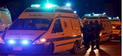 إصابة ثلاثة أشخاص في حفل زفاف بالقليوبية