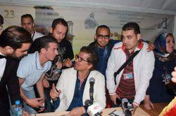باالصور  حفل وليد توفيق فى مهرجان جميلة بالجزائر