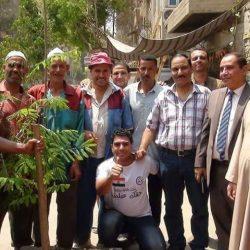 نائب عين شمس يطلق حملة مصر جميله