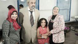 انجي كريم نجمة برنامج مواهب علي الهواء وبطلة فيلم حملة فريزر