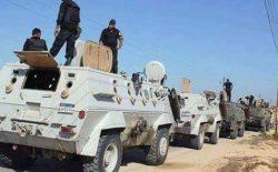 استمرار الحرب على الإرهاب بشمال سيناء.. مقتل 6 وإصابة 18 مسلحا فى عمليات متعددة