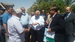 وزير النقل يزور أسوان لتنفيذ مطالب حزب حماة الوطن