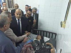 رصد الوطن تنشر أسماء المصابين فى حادث طريق ميت غمر الدقهلية