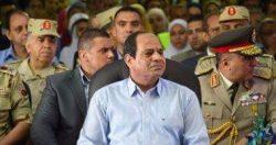 السيسي: لو كانت إرادة المصريين خوضى انتخابات الرئاسية مرة أخرى سأفعل ذلك