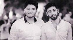 المخرج شاهين العزمى يهنئ مصطفى رمضان على حصوله على درجة جيد من كلية الحقوق جامعة الاسكندرية
