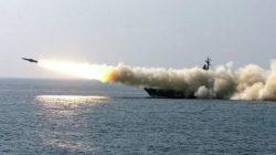 سفن روسية تطلق صواريخ كاليبر المتطورة على أحد مقرات جبهة النصرة