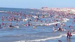 درجات الحرارة المتوقعة اليوم السبت بجميع محافظات مصر ( راس البر 25 .31 )