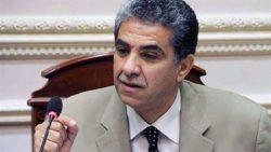 وزير البيئه: خطة حل أزمة القمامه فى مصر مدتها عامان