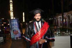 منح الدكتوراة الفخرية للسفير شريف الجمل