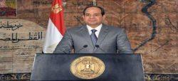 أصدر الرئيس عبد الفتاح السيسي، قرارًا جمهوريا