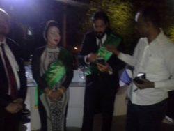 حفل تكربم السفيرة اشجان نبيل على ضفاف النيل من داخل دار القوات البحرية