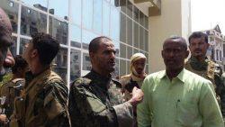 مدير أمن عدن يقود حملة أمنية في مدينة كريتر بعدن