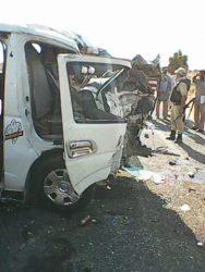عاجل: لرصد الوطن حادث على طريق المطار